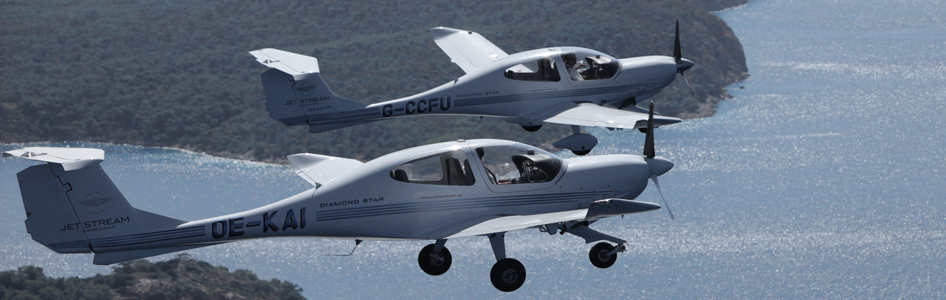 JETSTREAM DA40 Fleet